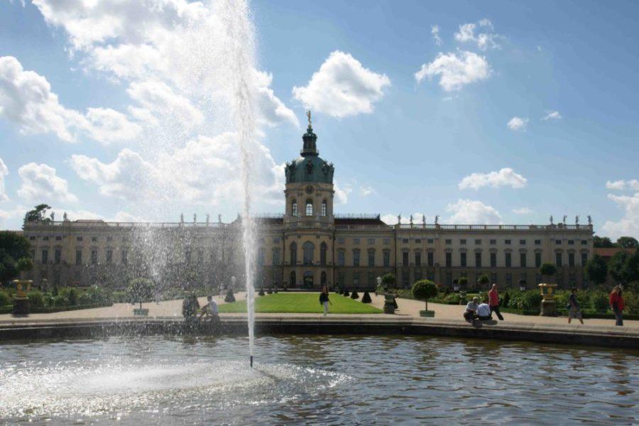 Berlino, Castello Charlottenburg