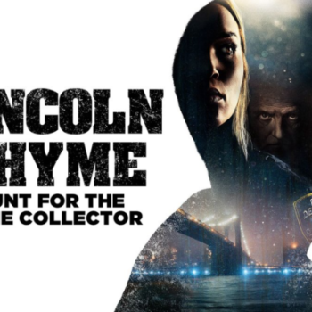 La locandina di Lincoln Rhyme
