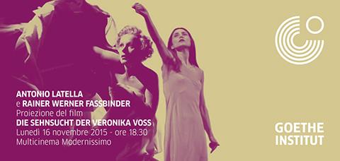 Locandina Veronika Voss