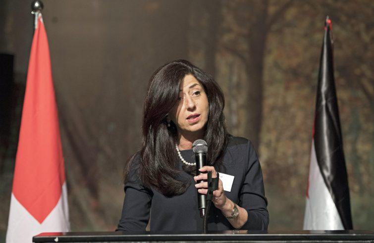 Abeer Odeh, Ambasciatrice dello Stato di Palestina in Italia