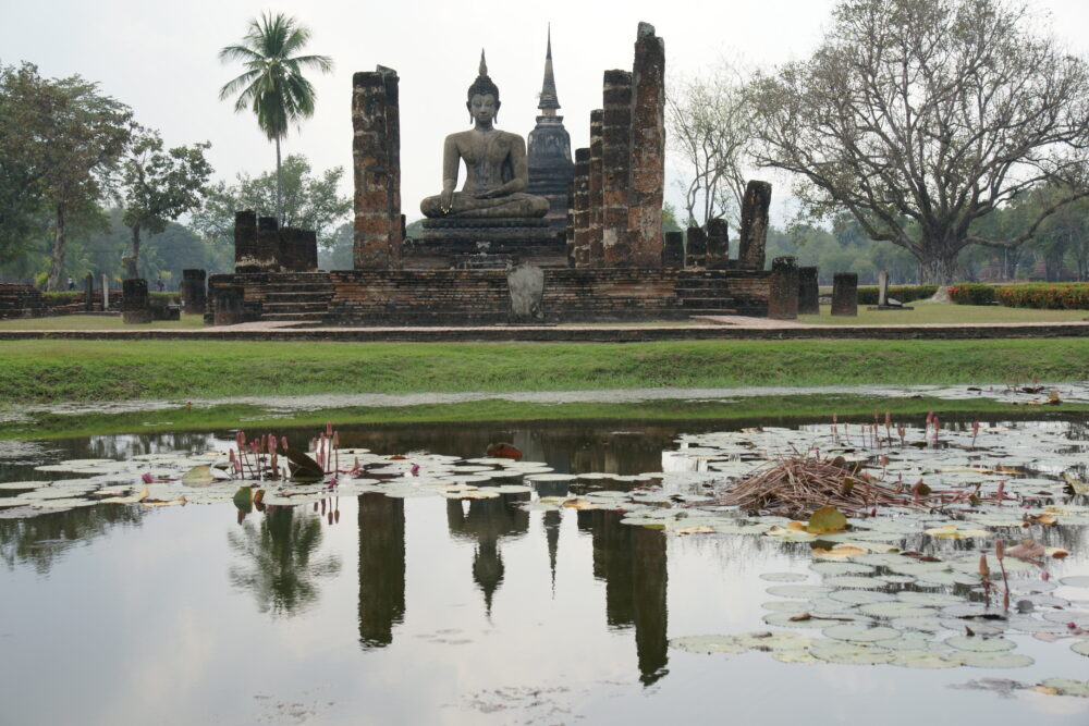 Le rovine di Old Sukhotai