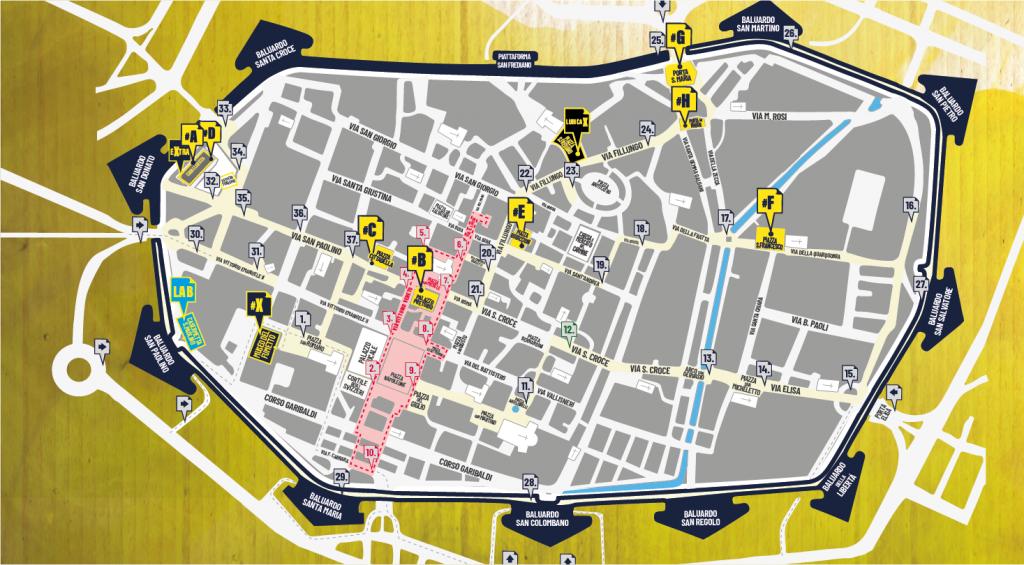 Mappa Cartasia